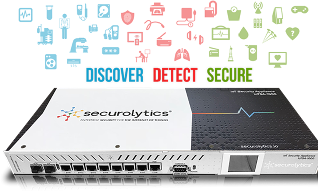 Securolytics IoT Security Appliance
