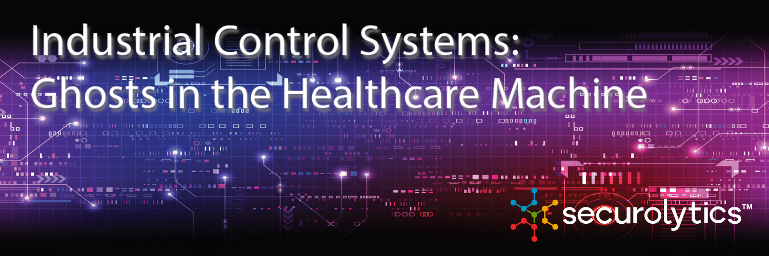 Industrial Control Systems banner